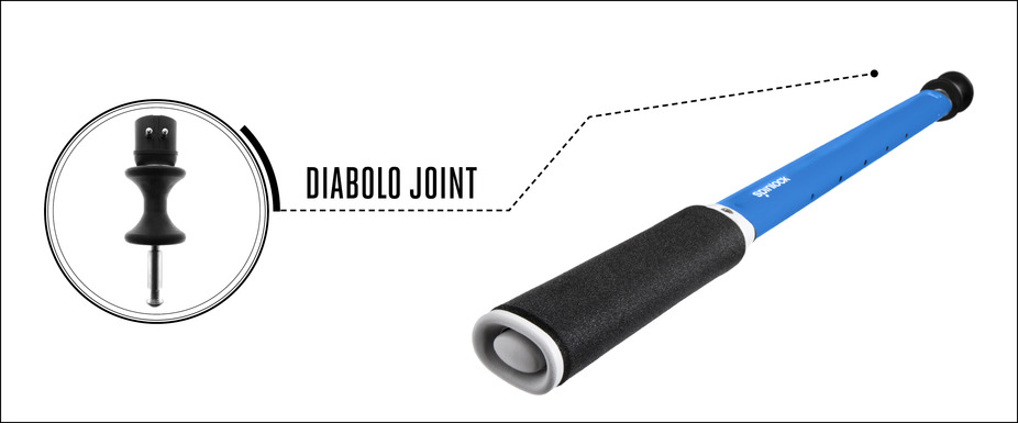 UK Diabolo slide